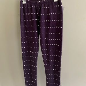 "Wildfox Sweaters - Wildfox ""Hidden Messages"" Hoodie Pant Set NWT S"